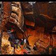 Roberto Palmer en Moai 8B en Albarracín  (Iván Luengo)