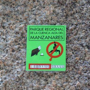 Escalada regulada en La Pedriza.  ()