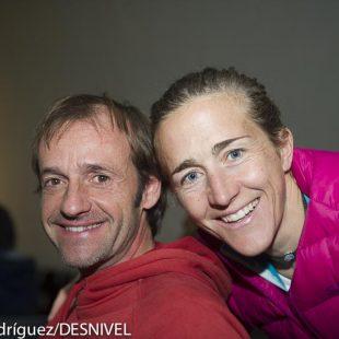 Ferrán Latorre y Nuria Picas en el EMMeet 2013