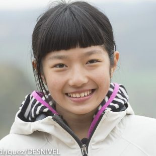Ashima Shiraishi tras encadenar