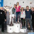 Podio femenino del Campeonato de España de Búlder 2015: Maud Ansade (1)