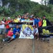 Escaladores filipinos participantes en el proyecto SPOT de Caroline Ciavaldini