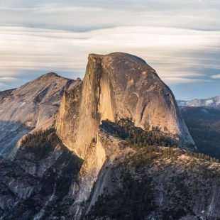 Half Dome (Yosemite)  (David Iliff)