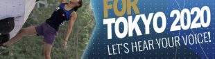La escalada podría participar en Juegos Olímpicos Tokyo 2020  (©IFSC)