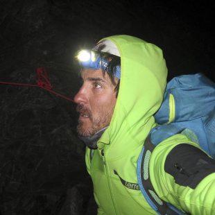 Carlos Suárez en el K2