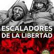 Portada del libro Escaladores de la libertad (2014)  (Ediciones Desnivel)