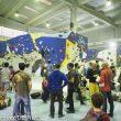 Inauguración de la sala de escalada de Chris Sharma en Barcelona: Sharma Climbing BCN (noviembre 2015)  (©Darío Rodríguez/DESNIVEL)