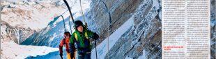 Cascos Skimo en la revista Desnivel 353 Especial Esquí 2015  ()