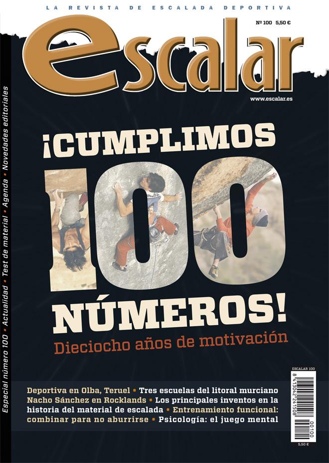 Portada de la revista Escalar nº 100 [WEB]  ()