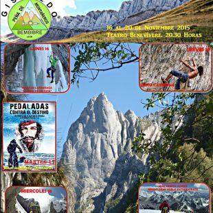 Cartel XVII Semana de la Montaña de Bembibre