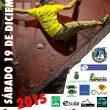 Cartel del Campeonato de Asturias de búlder 2015  ()