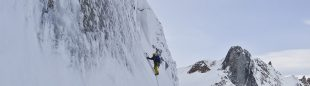 Hansjörg Auer y Much Mayr en Sugar Man al Mt. Reaper (Alaska)  (H. Auer / M. Mayr)