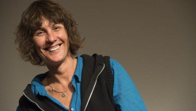 Catherine Destivelle. International Mountain Summit 2013.  ()