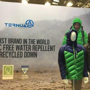 Stand de Ternua en Ispo 2016  ()