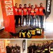 Equipos ganadores del Desafío RescueDay Trophy 2016.  (Enrique Bullón / Petzl)