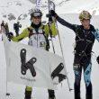 Carlos Llerandi y Josu Martín ganadores en categoría juvenil primera etapa de la 41 edición de la Travesía Andrés de Regil 2016  (©Santi Yañiz)