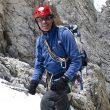 Òscar Cadiach en el Broad Peak. 2016  (©Colección Òscar Cadiach)