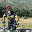 Carlos Soria en su recorrido circular en bici (94 kilómetros en 4h50´) por la Sierra de Guadarrama (Moralzarzal-Puerto Morcuera-Cotos-Moralzarzal)