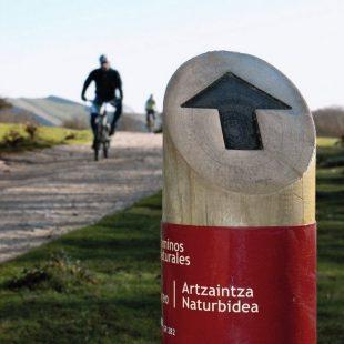 Camino Natural de la Senda del Pastoreo (marcada también como sendero de gran recorrido GR 282)  (DIONI SERRANO)