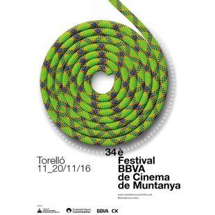 Cartel Festival de Cine de Montaña Torelló 2016  ()
