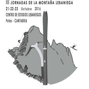 Cartel III Jornadas de la montaña Lebaniega.  ()