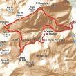 Mapa Bosques del Alto Asón  ()