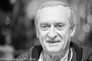 Krzysztof Wielicki en la Librería Desnivel este sábado
