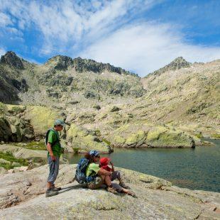 Laguna Grande en la Sierra de Gredos  ()