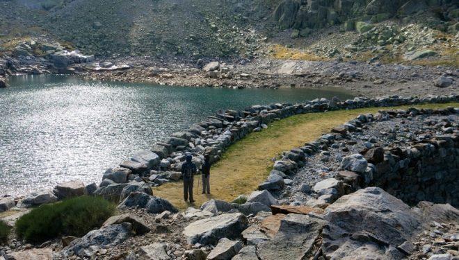 Laguna del Duque en la Sierra de Gredos  ()