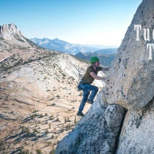 Triple de cumbres en el Tuolomne en 8 horas  ()