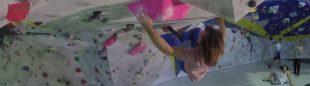 Chris Sharma en el Sharma Climbing BNC  ()