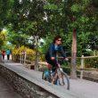 El Camino Natural del Canal de María Cristina y sus ramales es utilizado por muchos albaceteños para montar en bici o sencillamente caminar  (FOTOS: CORTESÍA AYUNTAMIENTO DE ALBACETE)