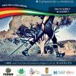Cartel promocional del primer Campeonato de España de Marcha Nórdica  ()