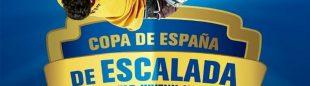 Cartel promocional de la Copa de España de Escalada 2017  ()