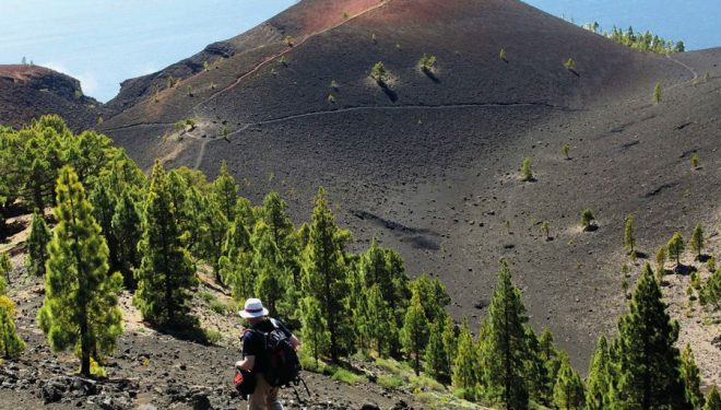 EL GR 131 Ruta de los Volcanes