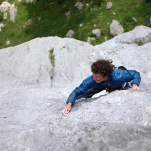 Fabian Buhl encadena en solo Ganesha (200 m