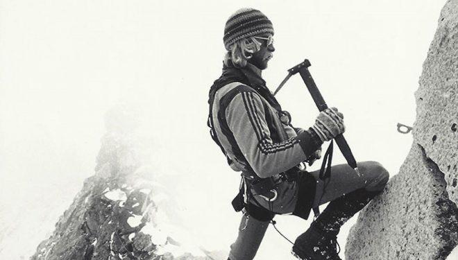 La película Jeff Lowe´s Metanoia que narra la historia de este gran alpinista y escalador  ()