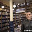 Mariano Galván en la Librería Desnivel (marzo 2017) antes de partir al Himalaya para intentar el Lhotse y Nanga Parbat.