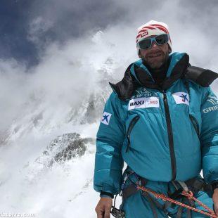 Ferran Latorre en el Everest. Mayo 2017  (© Ferran Latorre)