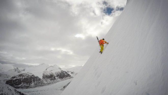 Kilian Jornet durante su intento al Everest en 2016.  (©Summit of my Life)