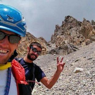 Luca Borgoni y Davide Gerlero  (Foto: La Stampa)