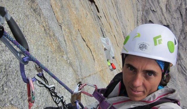 Sílvia Vidal limpia el L8 de 'Un pas més' (530 m)