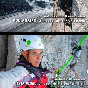 Programación de las XXVI Jornadas de Montaña de Gailurra Mendi Taldea  (Gailurra Mendi Taldea)