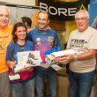 Ganadores categoría mixta Rally 12h Leiva 2017  (Club Montañero Murcia)