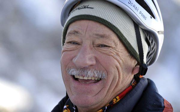 El veterano Jordi Pons.  (desnivel)