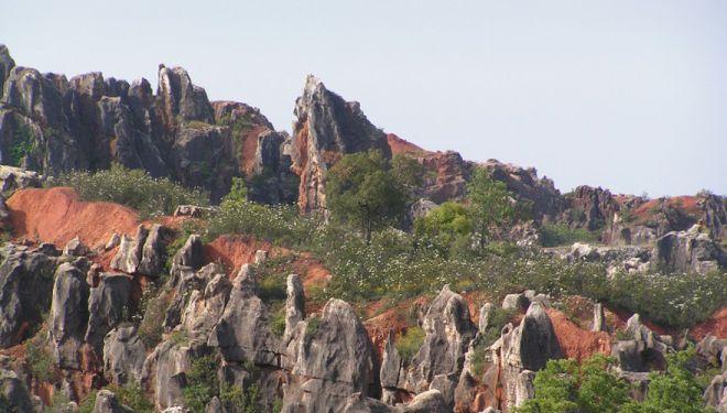 Paisaje perteneciente a la Sierra Norte de Sevilla  (Andalucia.org)