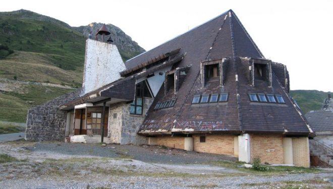 El refugio Ángel Olorón está en el valle de Belagua