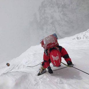 Expedición coreana a la cara sur del Lhotse 2017  (Foto: Pioneer Adventure T&E)