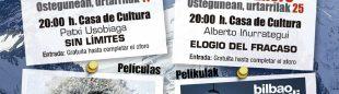 Cartel informativo de las Jornadas de Montaña de Sangüesa 2018