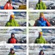 Álex Txikon presenta a su equipo en el Everest invernal 2018